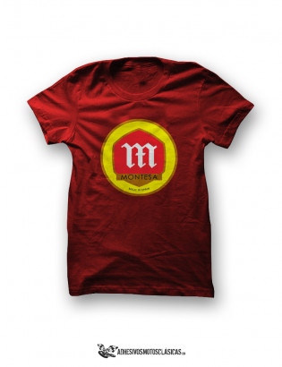Camiseta MONTESA Logo Antiguo