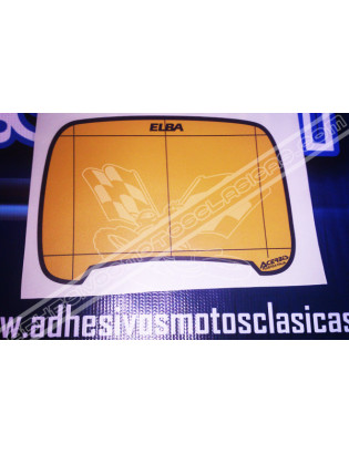 ACERBIS Shell Sticker