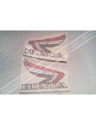 Adhesivos HONDA Vintage