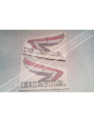 HONDA Vintage Stickers