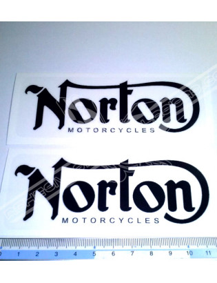 NORTON Stickers