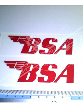 BSA Stickers