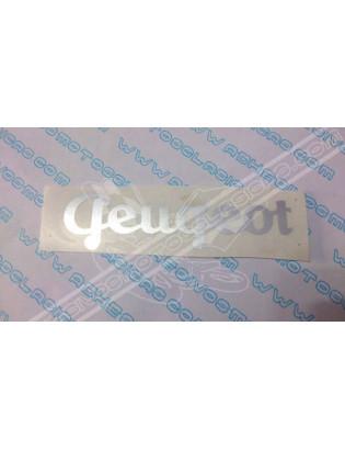 Adhesivo PEUGEOT