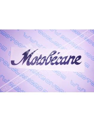 Adhesivo MOTOBÉCANE