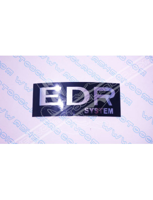 EDR Escapes Sticker