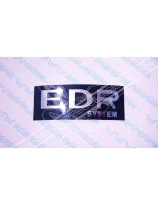 EDR Escapes Sticker