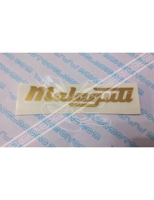MALAGUTTI Sticker
