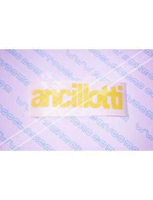 ANCILOTTI Sticker