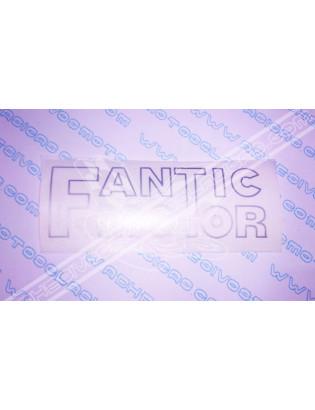 Adhesivo FANTIC Motor
