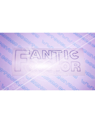 FANTIC Motor Sticker