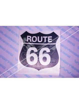Adhesivo ROUTE 66