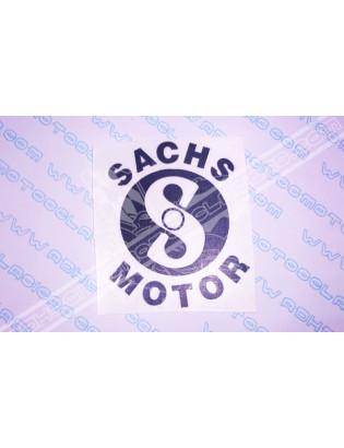 SACHS Motor Sticker