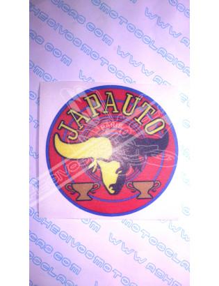 JAPAUTO 9cm Sticker