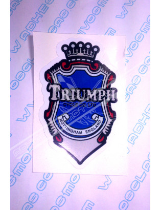 TRIUMPH Logo Sticker