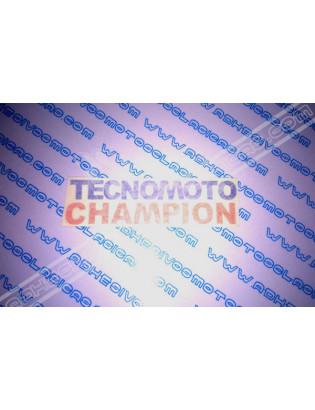 SILENCIOSO TECNOMOTO Sticker