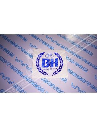 BH Blue Sticker
