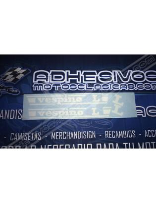 Adhesivos VESPINO L Blanco