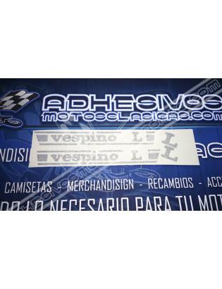 Adhesivos VESPINO L Negro