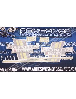 Adhesivos HONDA CB 125 S