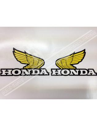 HONDA Tank Stickers