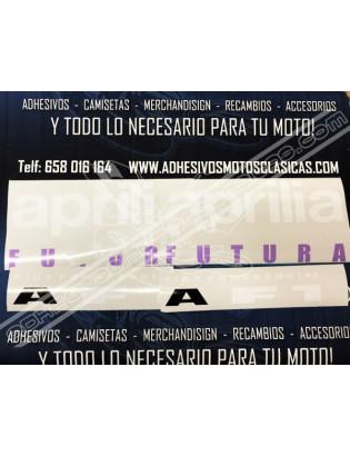 APRILIA AF1 Futura Stickers
