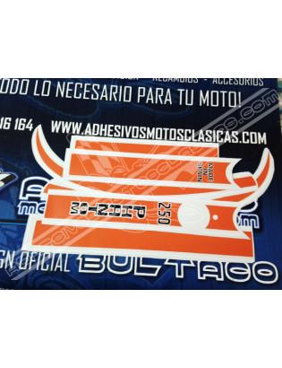 Adhesivos OSSA Phantom 250