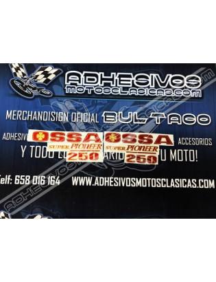 Adhesivos OSSA Super Pioneer 250