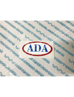ADA Sticker