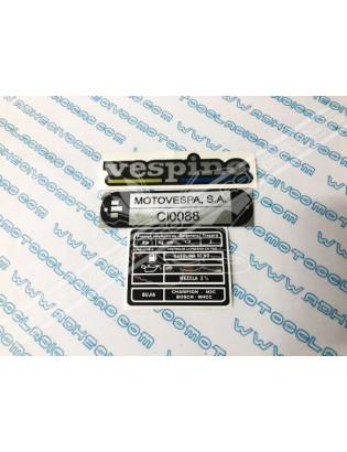 VESPINO Motovespa Sticker