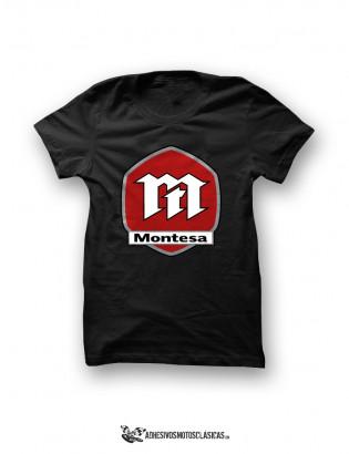 Camiseta MONTESA