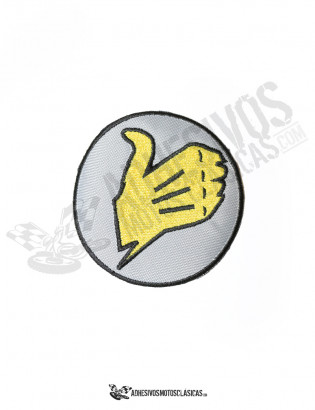 HAND BULTACO PATCH