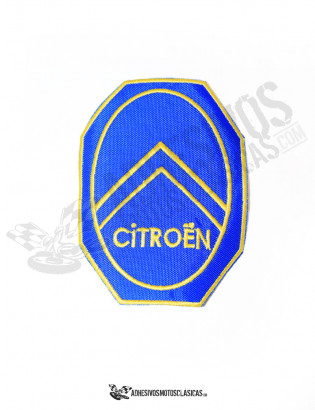 citroën vintage patch
