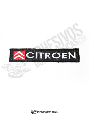 citroën patch 1