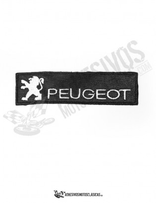 peugeot black patch