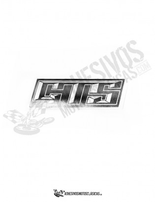 BULTACO GTS Stickers