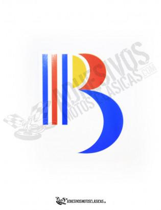 BRADOL Sticker