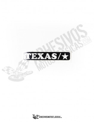 MONTESA Texas Sticker