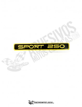 MONTESA Sport 250 Sticker