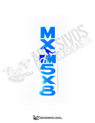 MARZOCCHI 5X8 Stickers