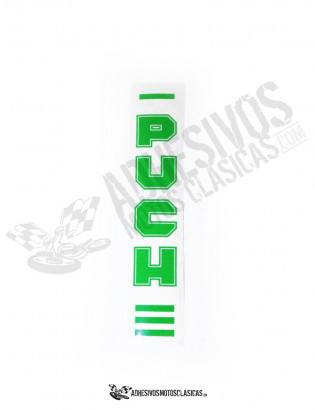 Green Forks PUCH Stickers
