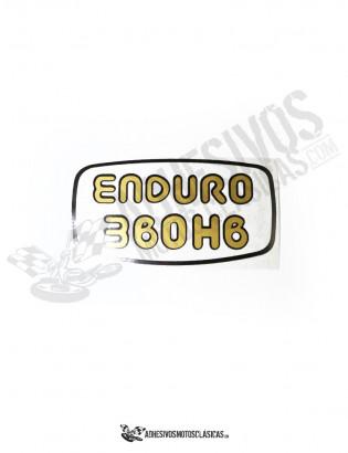 Adhesivo MONTESA Enduro 360 H6