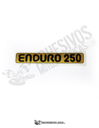 MONTESA Enduro 250 Stickers