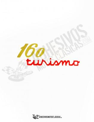 Adhesivo OSSA 160 Turismo