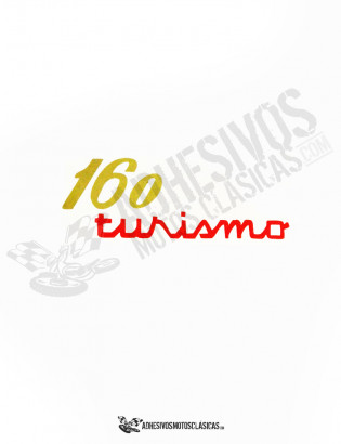 OSSA 160 Turismo Sticker