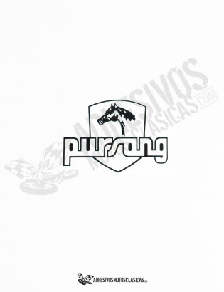 BULTACO Pursang Stickers