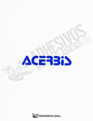 ACERBIS Sticker