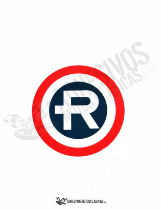 REPSOL Vintage Sticker