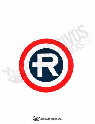 REPSOL Vintage Sticker