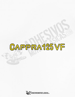 MONTESA Cappra 125 VF Stickers