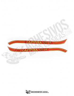 Adhesivos MONTESA Cappra 125 VF Tapa Lateral